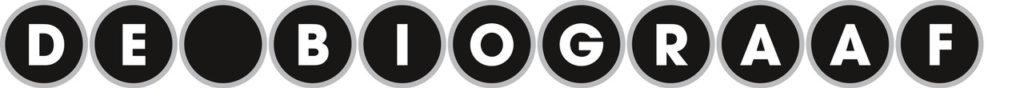 Uitgeverij de Biograaf home - logo De Biograaf